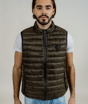 Sleeveless jacket JOE HELIUM