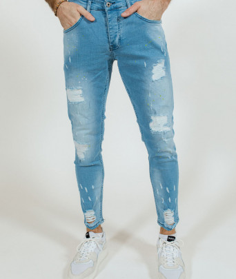 Jeans SKINNY GRAPH