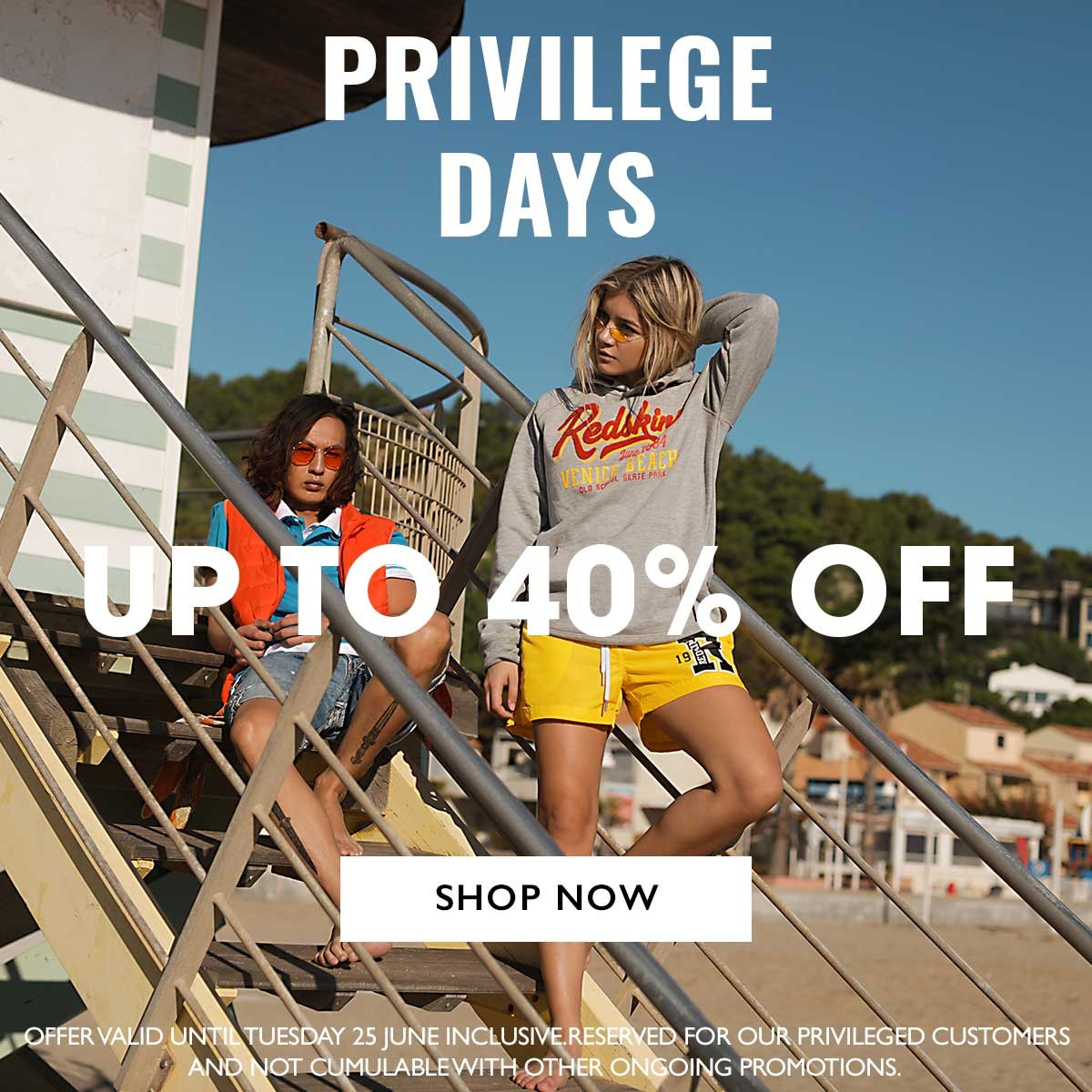 Privilege days